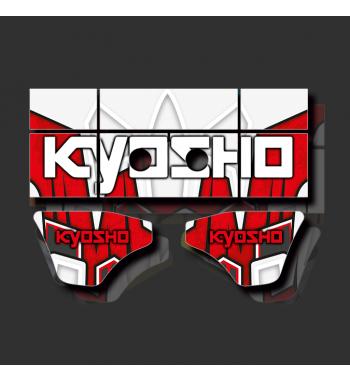 Pegatinas Aleron Kyosho Personalizadas