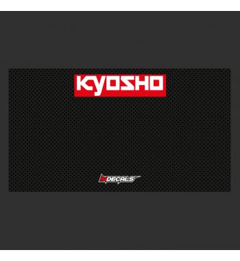 Pit Mat Kyosho 100x60