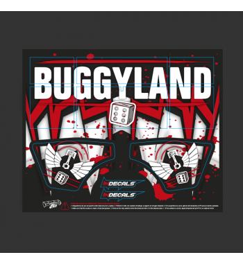 Pegatinas Aleron Buggyland