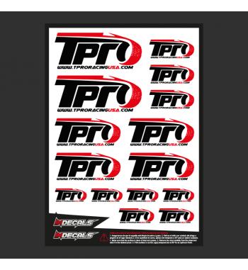 Sticker Sheet TPro