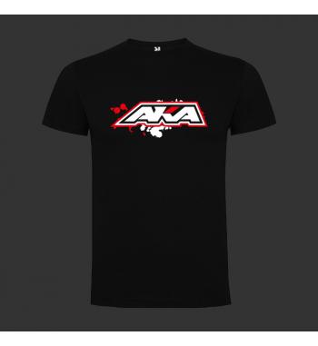 Camiseta Personalizada AKA Diseño 3