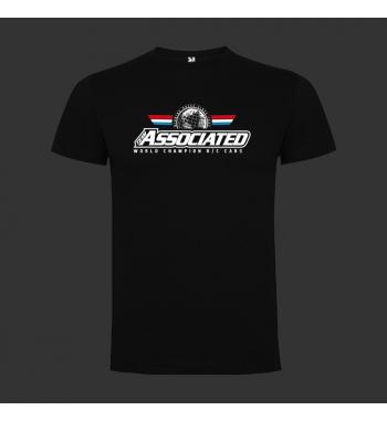 Camiseta Personalizada Associated