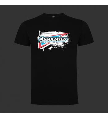 Camiseta Personalizada Associated Diseño 2