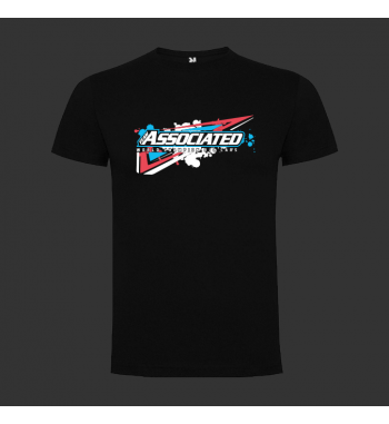 Camiseta Personalizada Associated Diseño 3