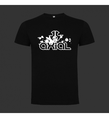 Camiseta Personalizada Axial Diseño 3