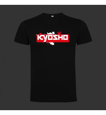 Camiseta Personalizada Kyosho Diseño 3