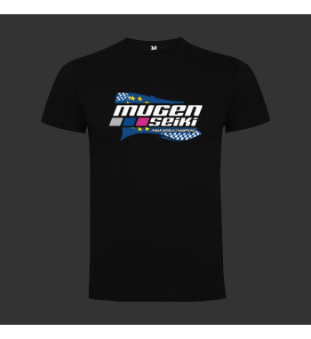 Camiseta Personalizada Mugen Seiki Bandera IFMAR