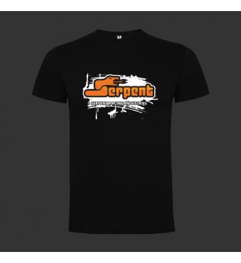 Camiseta Personalizada Serpent Diseño 2