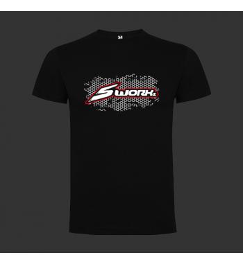 Camiseta Personalizada Sworkz Diseño 1