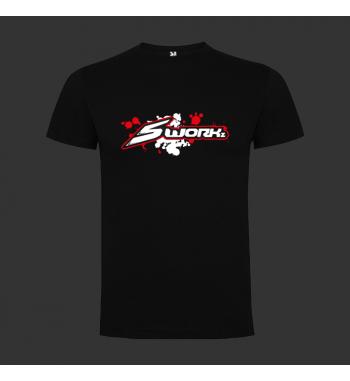 Camiseta Personalizada Sworkz Diseño 3