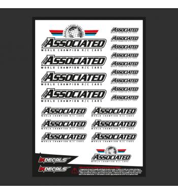Sticker Sheet Associated