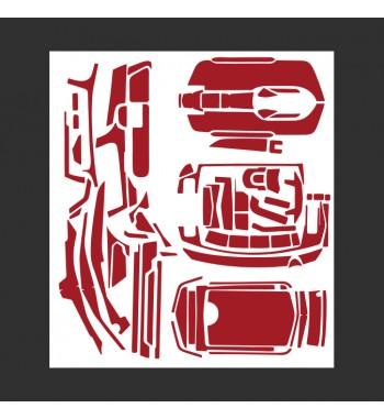 Cut Stickers Sanwa MT44