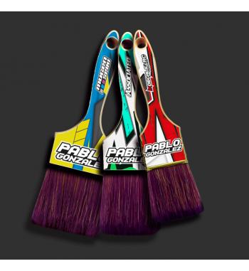 3 Pack Custom Brushes