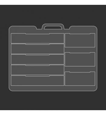 Stickers Big Suitcase Tools