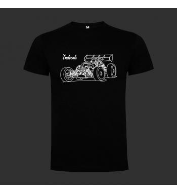 Camiseta Indecals Diseño 2