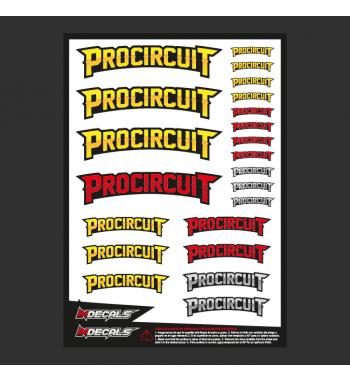 Sticker Sheet Procircuit