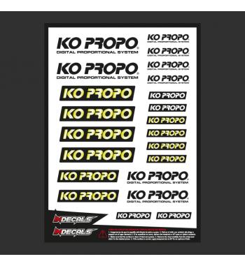 Sticker Sheet Ko Propo