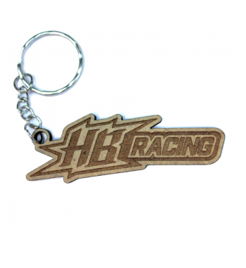 HB Racing Keychain