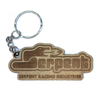 Serpent Keychain