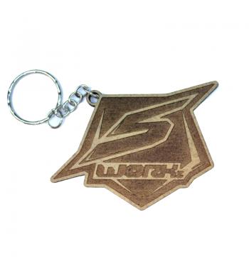 Sworkz Keychain