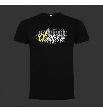 Camiseta Personalizada Alpha Diseño 1