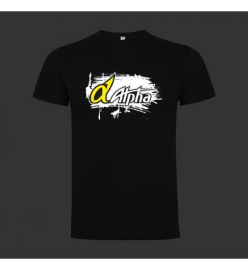 Camiseta Personalizada Alpha Diseño 2