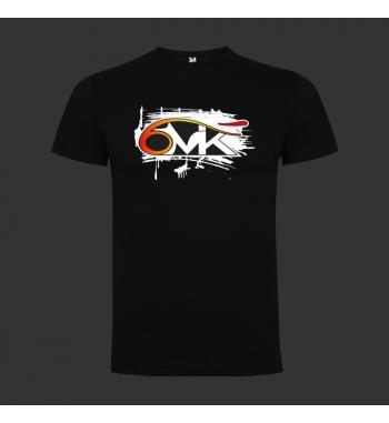 Camiseta Personalizada 6Mik Diseño 2